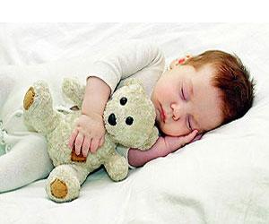Здоровый сон и маленькие дети