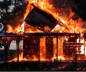 К чему снится сон – пожар в доме