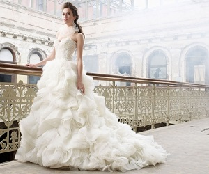 Приснился сон: белое свадебное платье